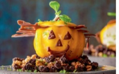 Halloweenweekend 29 t/m 31 oktober 2021